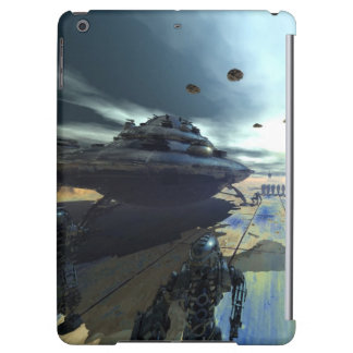 the super disk iPad air cover