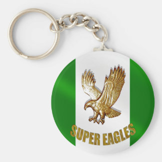 The Super Eagles of Nigeria 2010 soccer gifts Keychain