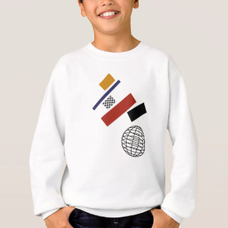 The Super Globe, After Malevich Sweatshirt