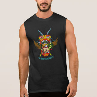 The Super-Kumite sleeveless tough guy shirt