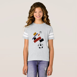 The Super Soccer Ball, After Malevich T-Shirt