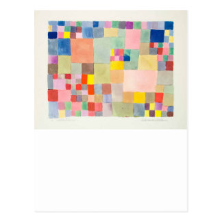 "The superior product ""of Paul Klee"" Postcard"