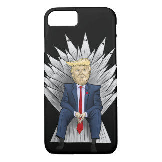 The supremacist throne iPhone 8/7 case