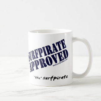 """the"" surfpirate Mug"