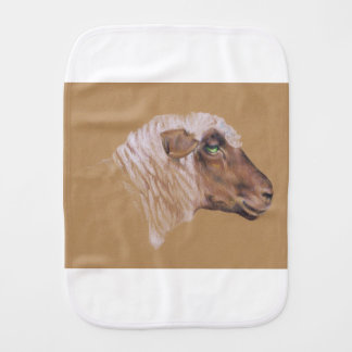 The Surly Sheep Burp Cloth