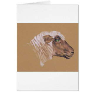 The Surly Sheep Card