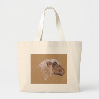 The Surly Sheep Large Tote Bag
