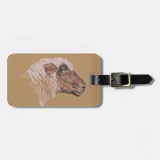 The Surly Sheep Luggage Tag
