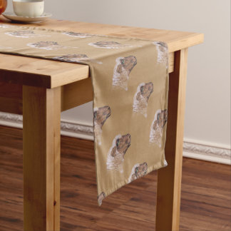 The Surly Sheep Short Table Runner