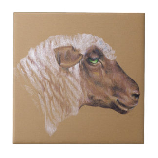 The Surly Sheep Tile