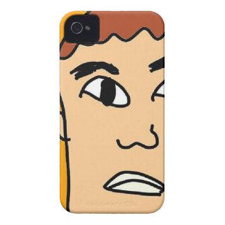 the surprise men iPhone 4 Case-Mate case