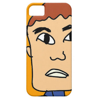 the surprise men iPhone 5 covers