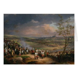 The Surrender of Ulm, 20th October 1805, 1815 Card