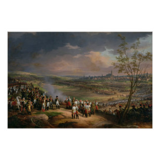 The Surrender of Ulm, 20th October 1805, 1815 Poster
