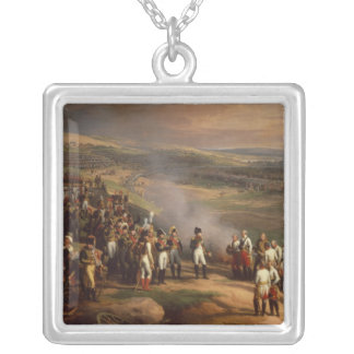 The surrender of Ulm, 20th October 1805, 1815 Silver Plated Necklace