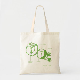 """The """"Sushi"""" Tote"""