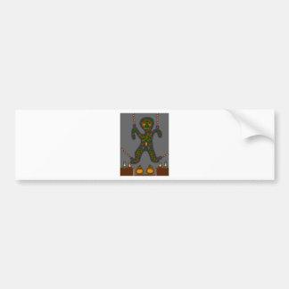 The Suspended Man Bumper Sticker