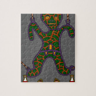 The Suspended Man Jigsaw Puzzle