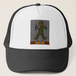 The Suspended Man Trucker Hat