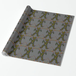 The Suspended Man Wrapping Paper