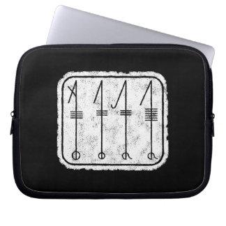 THE SVEFNTHORN Viking design Laptop Sleeve