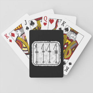 THE SVEFNTHORN Viking design Playing Cards