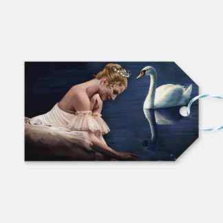 The Swan Gift Tags