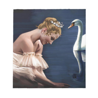 The Swan Notepad