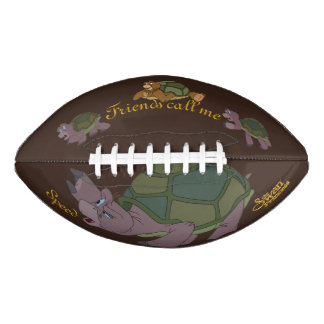 The Swan Princess American Football with Speed