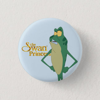 The Swan Princess Jean-Bob button