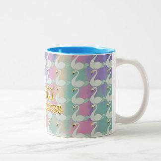 The Swan Princess - Odette swan mug