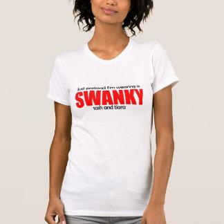 The swanky tee