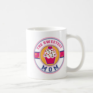 The Sweetest Mom Mug