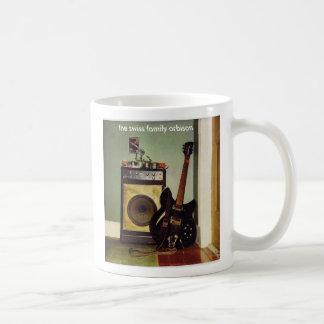 the swiss family orbison mug