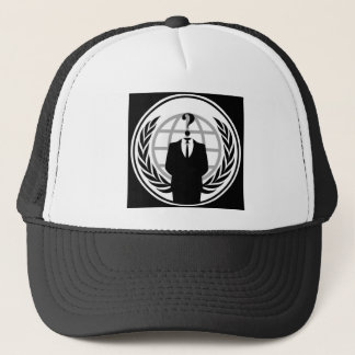 The sybol trucker hat
