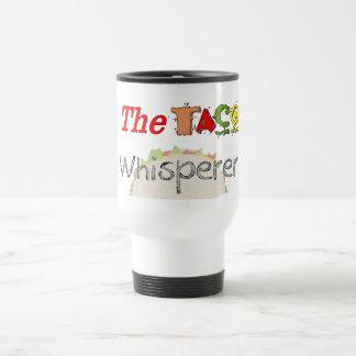The Taco Whisperer Travel Mug