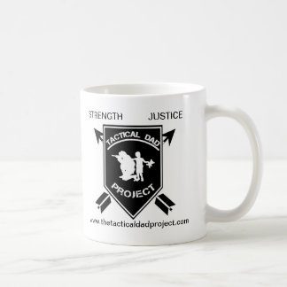 The Tactical Dad Project Coffee Mug