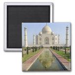 The Taj Mahal, Agra, Uttar Pradesh, India, Fridge Magnets