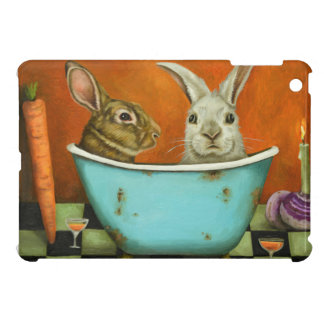 The Tale Of Two bunnies iPad Mini Cases