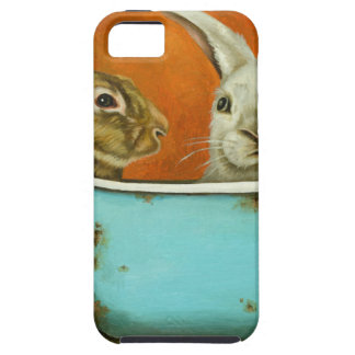 The Tale Of Two bunnies iPhone 5 Cases