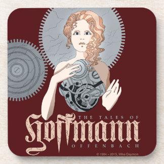 The Tales of Hoffmann! Opera Beverage Coasters