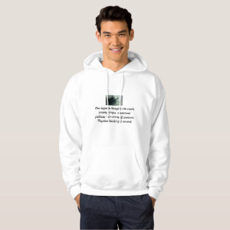 THE TALES OF THE TWO WOLVES HOODIE