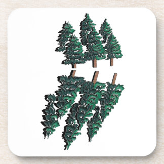 THE TALL TREES DRINK COASTER