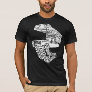 The Tallest Vertical Motorhome T-Shirt