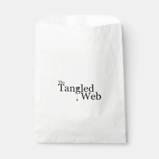 The Tangled Web Favour Bag