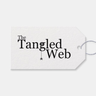 The Tangled Web Gift Tags