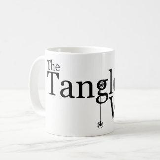 The Tangled Web wraparound logo mug