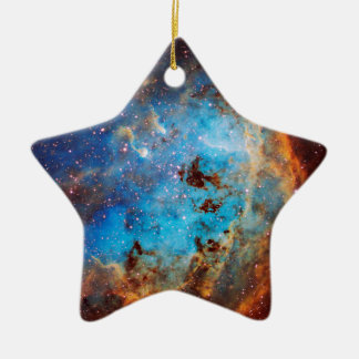 The Tapdole Nebula Ceramic Star Ornament