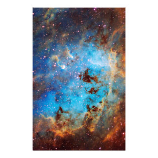 The Tapdole Nebula Stationery Design