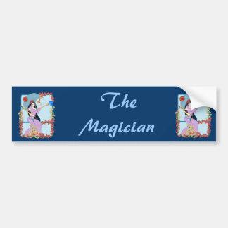 The Tarot Magician Bumper Sticker